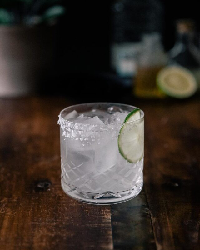 Tommys Margarita cocktail